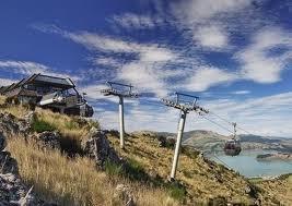 Christchurch Gondola Trip